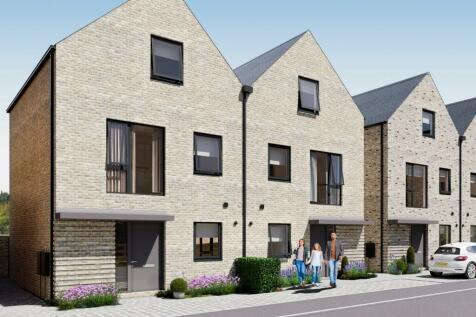 Cromwell Road, Cambridge, CB1 3EG. 3 bedroom semi-detached house for sale