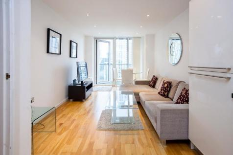 Ability Place. 37 Millharbour, Canary Wharf, E14. 1 bedroom apartment for sale
