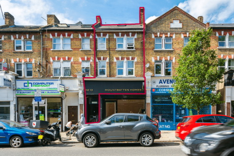 The Avenue, London, W13. House of multiple occupation for sale
