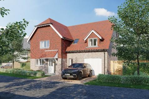 Chilmington Green, Ashford, Kent, TN23 3DP. 4 bedroom detached house for sale