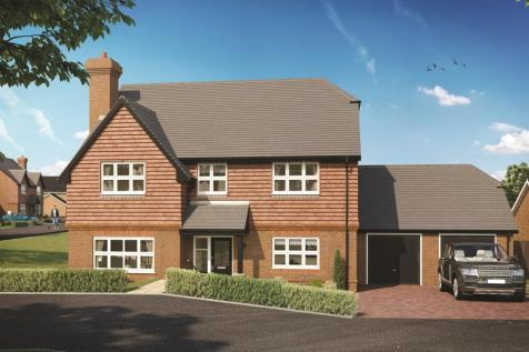 Folly Hill,  Farnham,  Surrey,  GU9 0AX. 4 bedroom detached house for sale