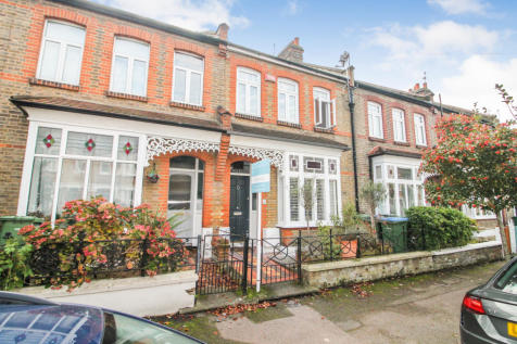 Eversley Road, Charlton. 3 bedroom terraced house for sale