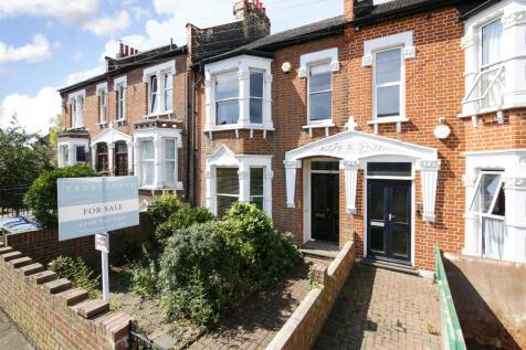 Kinveachy Gardens, Charlton, SE7. 4 bedroom terraced house for sale