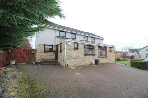 North Gargieston Road, Kilmarnock, KA1. 5 bedroom house for sale