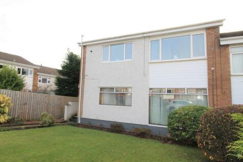 Arrothill Drive, Kilmarnock, KA1. 2 bedroom flat for sale