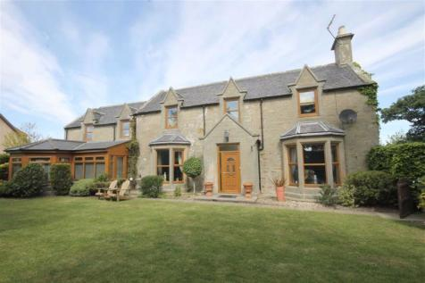 Muirton, Lossiemouth. 5 bedroom detached house for sale