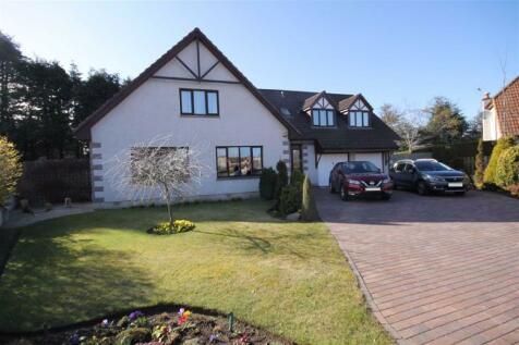 Newfield Road, Elgin. 5 bedroom detached house for sale