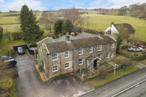 The Cottages, Moor Road, Bramhope, Leeds. 6 bedroom detached house for sale