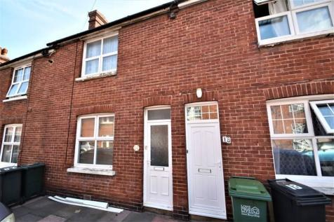 Oxford Road, Eastbourne, East Sussex, BN22. 2 bedroom terraced house