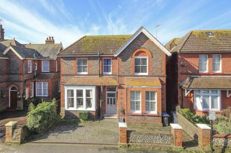 Salisbury Road, Worthing, West Sussex, BN11. 6 bedroom detached house for sale