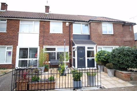 A'becket Court, Old Portsmouth. 3 bedroom terraced house for sale