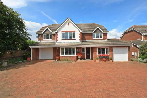 High Street, Hamble, Southampton, SO31 4JE. 5 bedroom detached house for sale