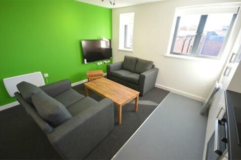 Sun City Studios - Student Accommodation, High Street West, Sunderland, Tyne and Wear. 6 bedroom cluster house