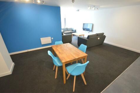 Sun City Studios - Student Accommodation, High Street West, Sunderland, Tyne and Wear. 4 bedroom cluster house