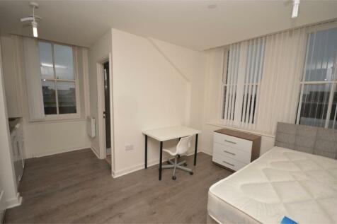 Jameson House, City Centre, SUNDERLAND, Tyne and Wear. Studio flat