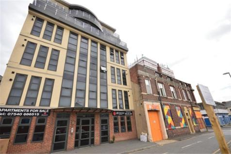 Nile Street, City Centre, Sunderland, Tyne and Wear. 1 bedroom apartment for sale