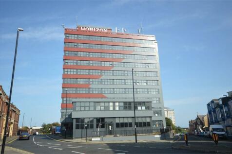 Horizon House, Borough Road, Sunderland, Tyne and Wear. Studio apartment