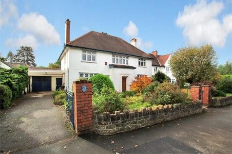 Llandennis Avenue, Cyncoed, Cardiff. 4 bedroom detached house