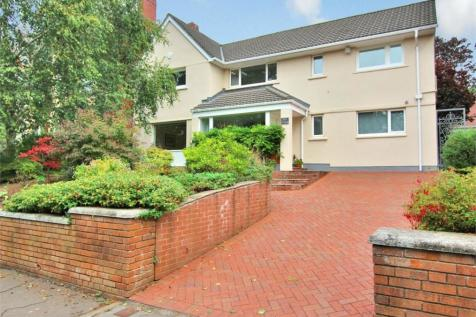 Tydraw Road, Penylan, Cardiff. 4 bedroom detached house