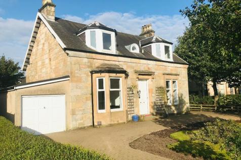 Lenzie Road, Stepps, G33 1DU. 4 bedroom detached villa