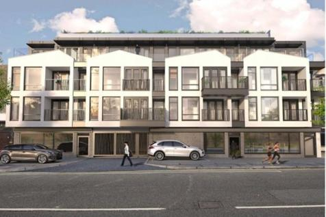 London Road, Chalkwell. 2 bedroom penthouse