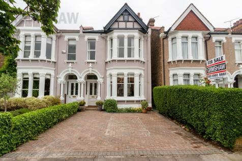 Egerton Gardens, St Stephen's area, Ealing, London. 6 bedroom house for sale