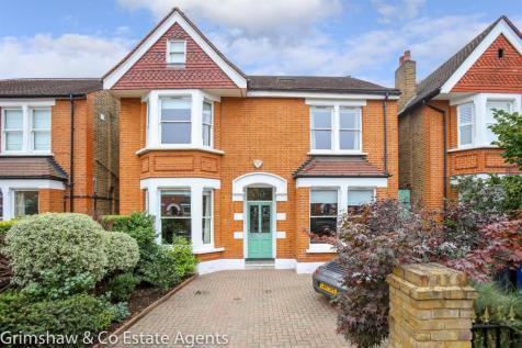 Culmington Road, Ealing, London. 5 bedroom detached house for sale