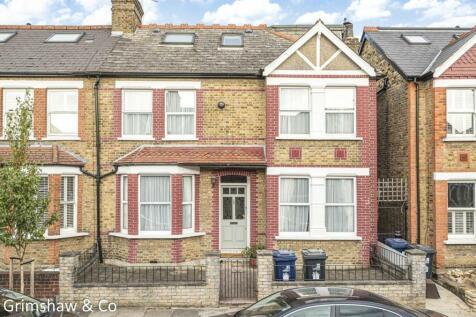 Kingsley Avenue, Ealing, London. 5 bedroom house for sale