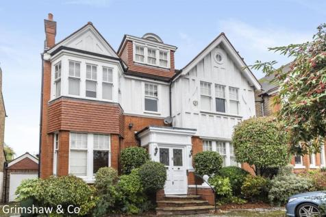 Corfton Road, Ealing, London. 6 bedroom detached house for sale