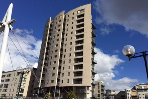Vega House, Falcon Drive, Cardiff, South Glamorgan, CF10. 2 bedroom apartment