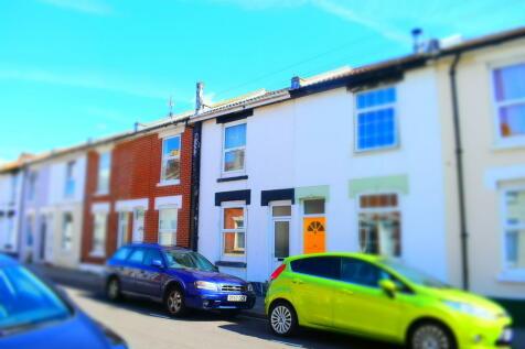 Boulton Road, Southsea. 3 bedroom terraced house