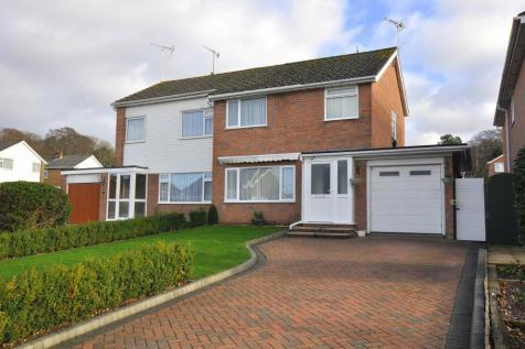 Croft Road, Ringwood, BH24 1TA. 4 bedroom semi-detached house