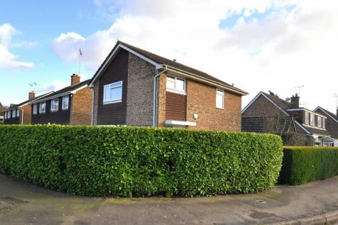 Cooks Close, Ringwood, BH24 1XS. 3 bedroom detached house