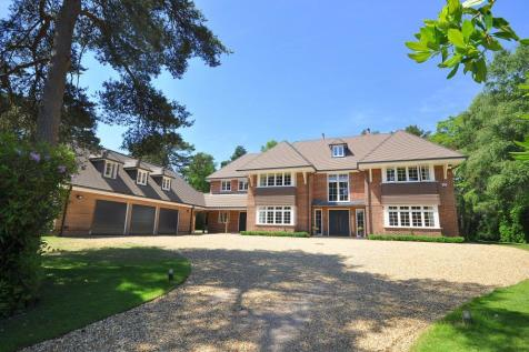 Avon Castle, Ringwood, BH24 2BB. 7 bedroom detached house
