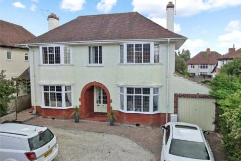Wellington Road, Taunton, Somerset, TA1. 4 bedroom detached house for sale