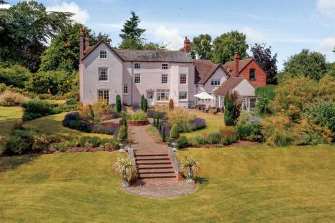 Sinton Green, Hallow, Worcester, worcestershire property