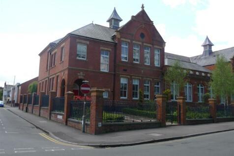 The Old School House, Euclid Street, Swindon. 2 bedroom apartment