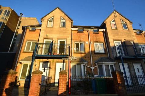 Hulme, Manchester, M15. 3 bedroom town house