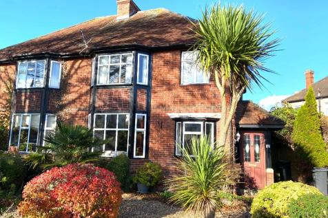 Bentham Road, Alverstoke, Gosport, Hampshire, PO12. 3 bedroom semi-detached house for sale