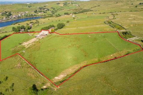 Upper Isle Farm, Leeming, Oxenhope, Keighley, BD22. 6 bedroom detached house for sale