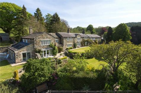 Norwood House, Lower Norwood Road, Norwood, Near Otley, LS21. 6 bedroom detached house for sale