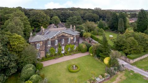 Dower House, Heath, Wakefield, West Yorkshire, WF1. 6 bedroom house for sale