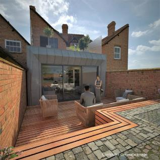 Church Street, Stratford-upon-Avon. 5 bedroom town house for sale