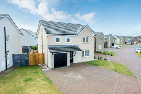 12 Angus Crescent, Monifieth, DD5 4UB. 4 bedroom detached house for sale