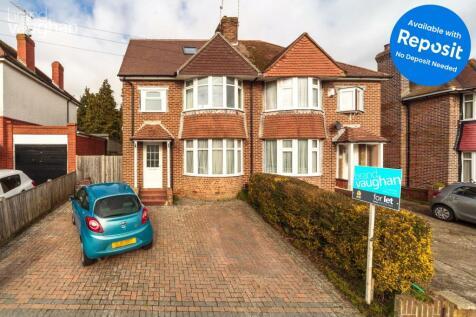 Park Road, Coldean, BN1. 6 bedroom semi-detached house