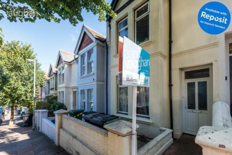 Bernard Road, Brighton, BN2. 5 bedroom terraced house