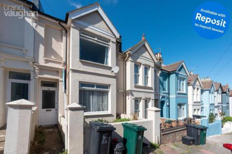 Totland Road, Brighton, BN2. 5 bedroom terraced house