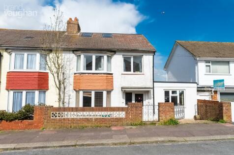 Eastbourne Road, Brighton, BN2. 8 bedroom semi-detached house