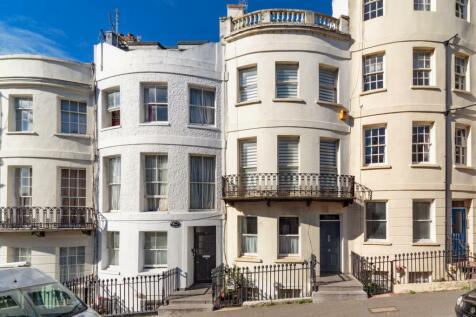 Norfolk Square, Brighton, BN1. 1 bedroom apartment