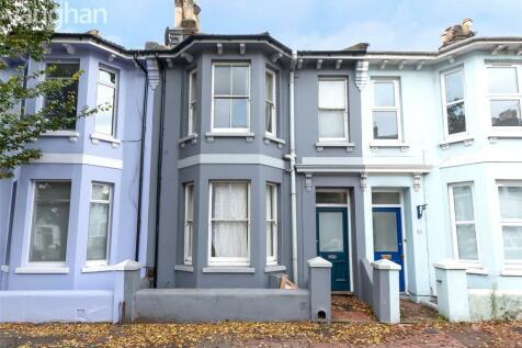 Beaconsfield Road, Brighton, BN1. 5 bedroom terraced house